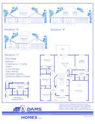 Florida Homes Floor Plans Adams Homes Floor Plans Corglife