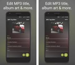 mp3 album editor apk mp3 tag editor edit tags cover changer apk