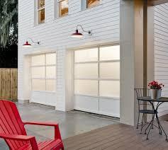 glass garage doors modern houston garage doors lga garage doors 1305202295 clopay vision revision 3
