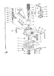 1978 yamaha yz125 yz125e carburetor yz125e f parts best oem