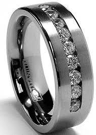 titanium wedding rings review 8 mm men s titanium ring wedding band with 9 large