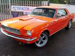 ford mustang for sale uk used ford mustang orange for sale motors co uk