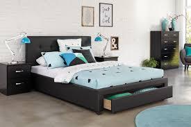 Bed Frames Harvey Norman Stockholm Storage Bed Frame With Dominic Bedsides And