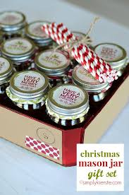 unique mason jar gift ideas gift christmas gifts and craft