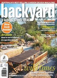 Plain Backyard Design Ideas Magazine  Izvipicom - Backyard and garden design ideas magazine