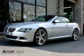 lexus ls 460 on forgiatos bmw 6 series vehicle gallery at butler tires and wheels in atlanta ga