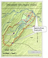 Appalachian Trail Map Pennsylvania by Appalachian Trail Su Bries