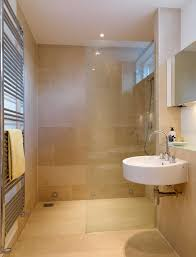small bathroom designs with shower wall mounted shelving and towel