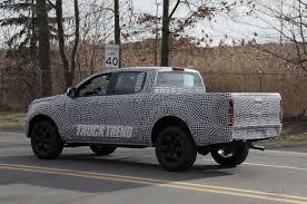 Ford Ranger Pickup Truck - spied u2013 2019 ford ranger mule says g u0027day mate