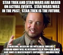 Star Wars Meme Generator - star trek meme generator trek best of the funny meme