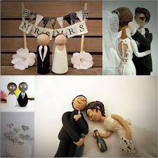 unique wedding toppers pictures 3 of 23 unique wedding cake toppers ideas photo