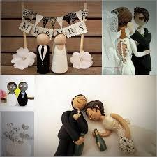 Unique Wedding Cake Toppers Pictures 3 Of 23 Unique Wedding Cake Toppers Ideas Photo