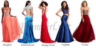 prom dress fabric gown and dress gallery
