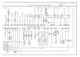 1991 toyota camry wiring diagram wiring diagram weick