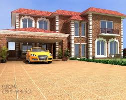 pakistani new home designs exterior views architectural home design by furqan category private houses type