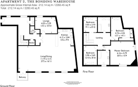 Floor Plan Of A Warehouse by 4 Bedroom Penthouse For Sale In The Bonding Warehouse Terry