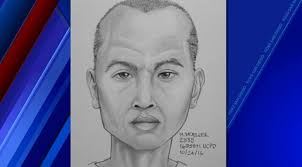 police seek answers from man seen near dead woman u0027s home