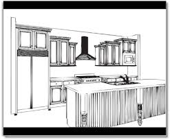 Kitchen Cabinet 3d Small Kitchen Cabinets 3d Drawing Home Design Ideas Essentials