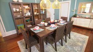 dining table set decoration living room decoration