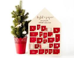 advent ornaments etsy
