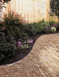 how to lay a budget friendly gravel path walkways yards and