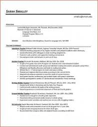 Current Resume Samples by Free Resume Templates 89 Interesting Template For Customer