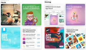 Wohnzimmer Design App Der Neue App Store Apples Redaktion Erstellt Erste Inhalte U203a Ifun De