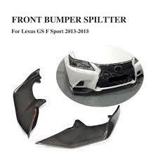 lexus pursuits visa apply amazon com jcsportline carbon fiber front splitters for lexus