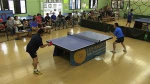 table tennis los angeles sf match 2 ramil golez vs june lim la table tennis league chs