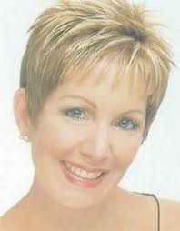 short haircuts for women with thick hair hair style and color