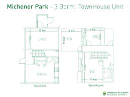 michener park residence services university of alberta