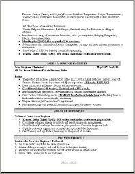 Sample Resume Of Sales Manager Sles Of Resume Formats 28 Images Sales Manager Resume Sles Sle