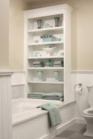 Free Standing Storage Building by Bathroom Free Standing Shelves Foter
