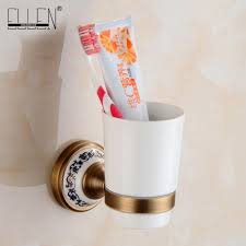 Wall Mount Bathroom Accessories by Wall Mounted Cup Holder Bathroom