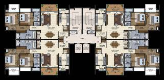 Casa Fortuna Floor Plan Lodha Group Lodha Belmondo Pune Site Jpg