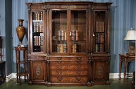 Antique Breakfront China Cabinet by Antique Mahogany Corner China Cabinetherpowerhustle Com