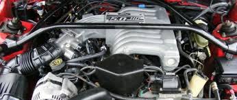 1994 Mustang Gt Interior 1994 1995 Ford Mustang Gt U2013 Last Of The Pushrod V8 Mustang Gts