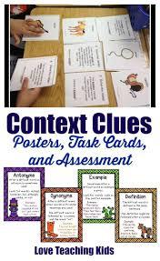 best 25 context clues activity ideas on pinterest context clues