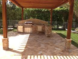 Pergola Kitchen Outdoor by Pool And Patio Design Inc Outdoor Kitchen Gallery Pompano Beach Fl