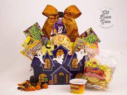 fall halloween gift baskets gift baskets galore