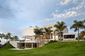 parada arquitetos associados design a contemporary home full of