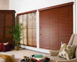 wood alternative and wood blinds hunter douglas architectural