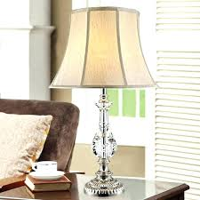 Chandelier Lamp Shades With Beads Table Lamp Crystal Beaded Table Chandelier Lamp Bedside Lamps