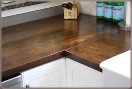 countertops dark walnut butcher block countertop dark brown