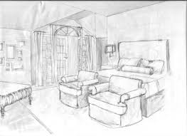 photo collection hand drawn bedroom image