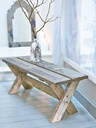 Simple Wooden Bench Design Plans by Best 25 Wooden Benches Ideas On Pinterest Wooden Bench Plans