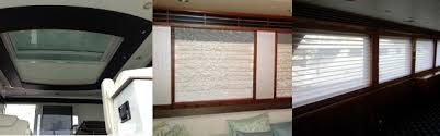 Boat Blinds And Shades Window Treatments