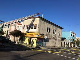 North Bay Fire Control District by Building Fire Reported In San Francisco U0027s Mission District Kron4 Com