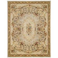 Capel Area Rug Capel Beige 9 Ft X 12 Ft Area Rug 3068rs09001200675 The