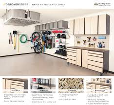 custom garage design ideas garage solutions minneapolis maple slate extruded handles minneapolis